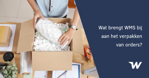Wat brengt WMS bij aan het verpakken van orders?